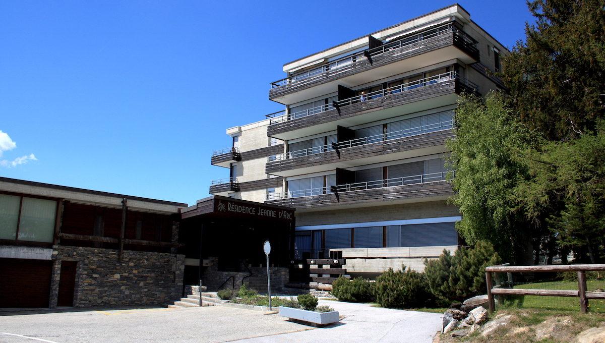 Immeuble extérieur
