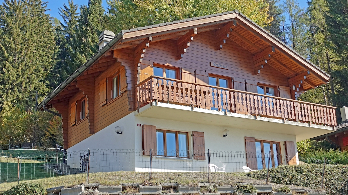 Chalet Solina